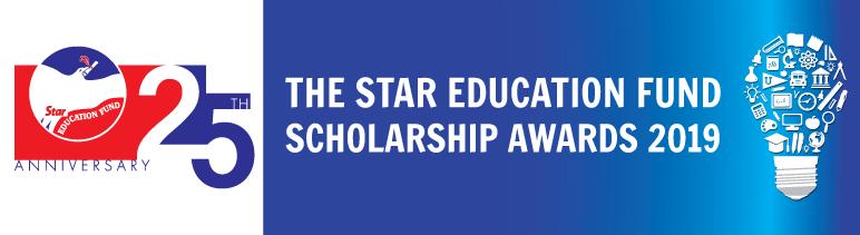 The Star Educationd Fund: Scholarship Awards 2019